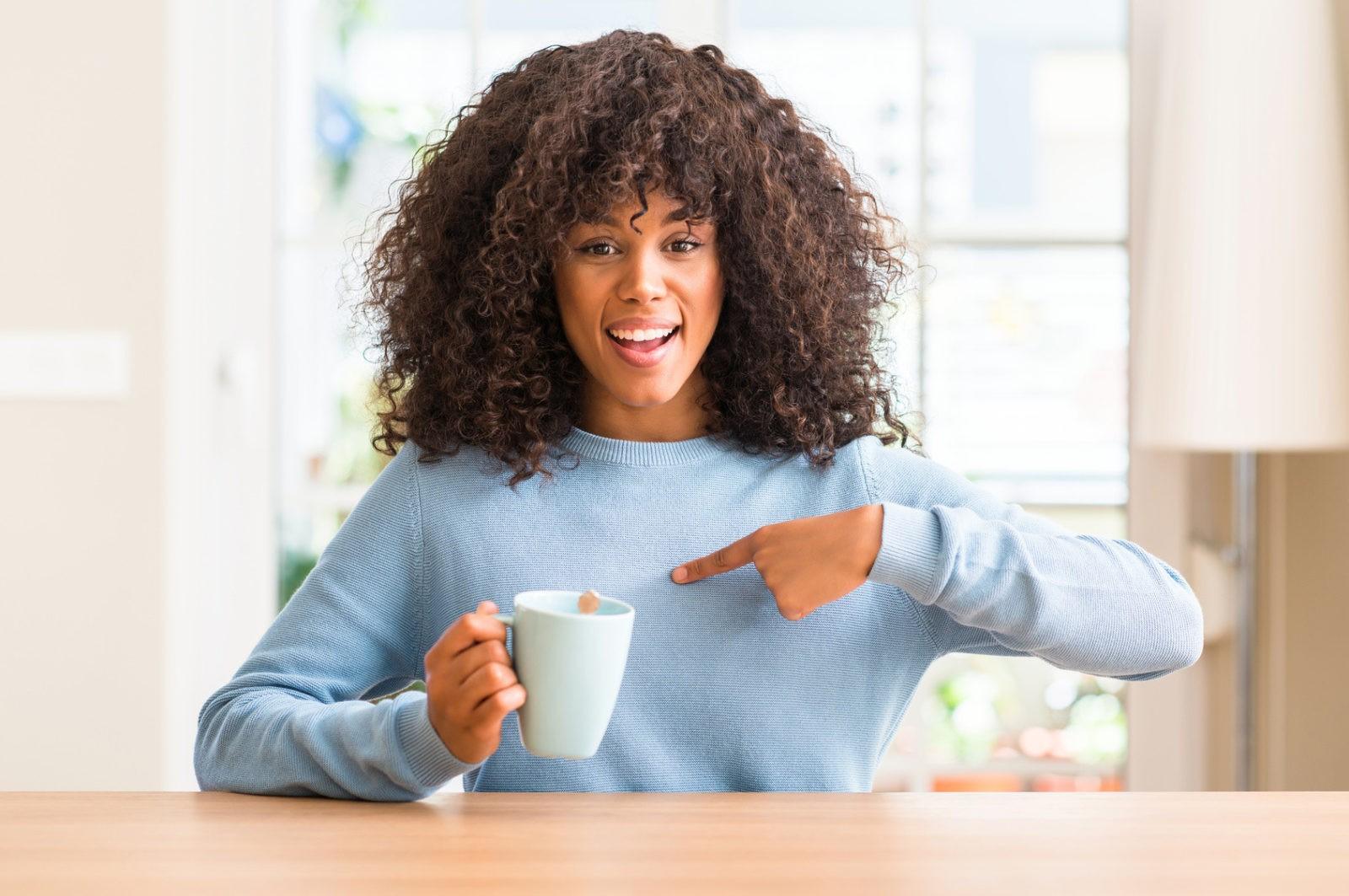 Koffein gegen Haarausfall?