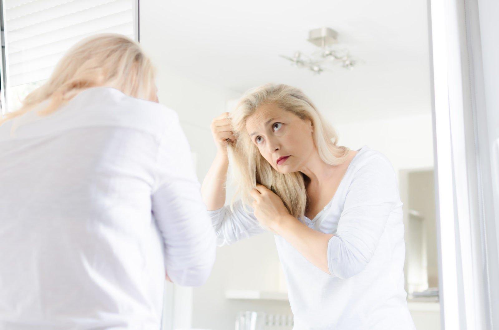 Haarverlust erkennen