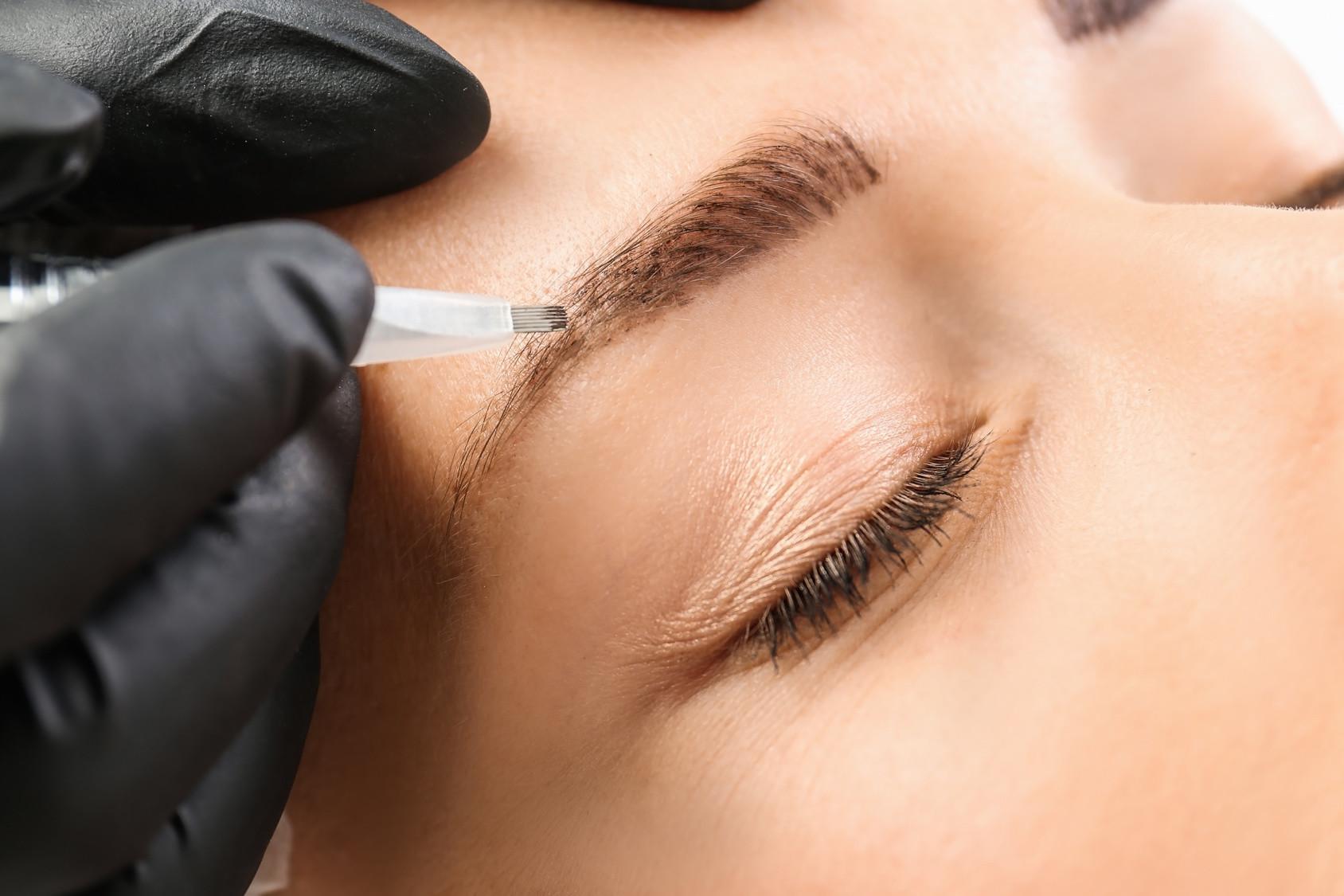 Haarausfall Augenbrauen