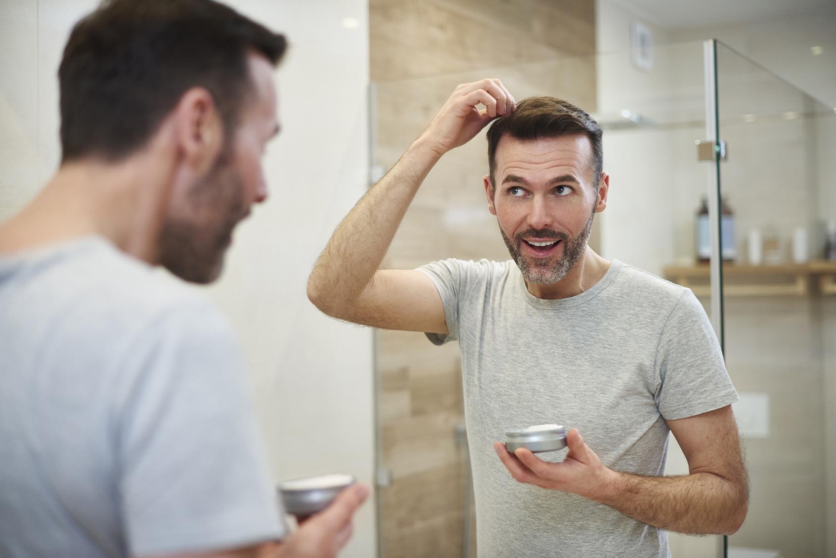 Verhalten nach einer Haarverpflanzung