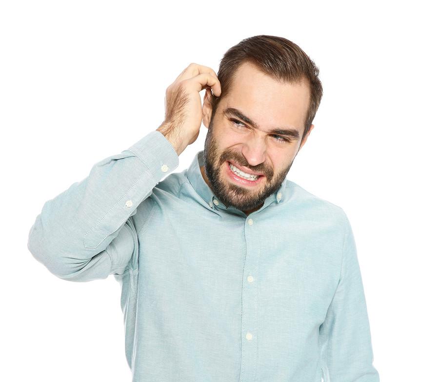Pilz am Kopf = Haarausfall?