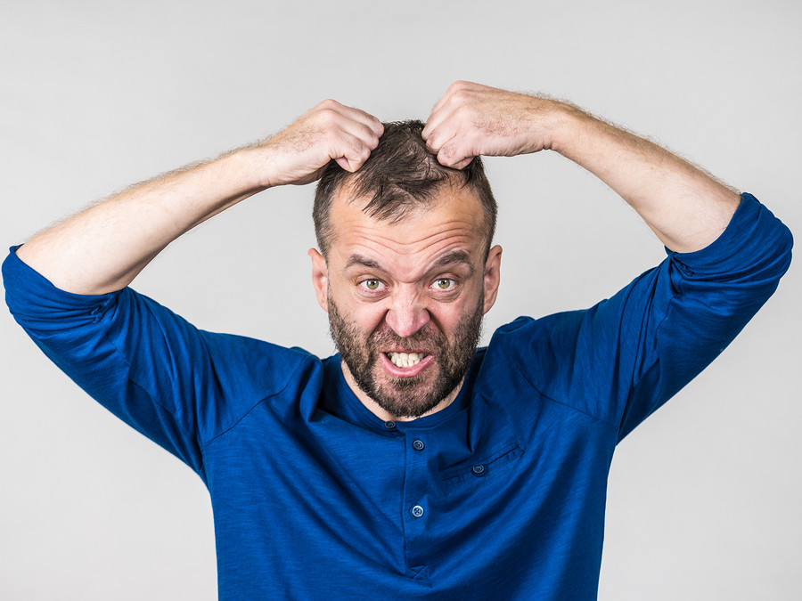 Haarausfall durch Krankheiten