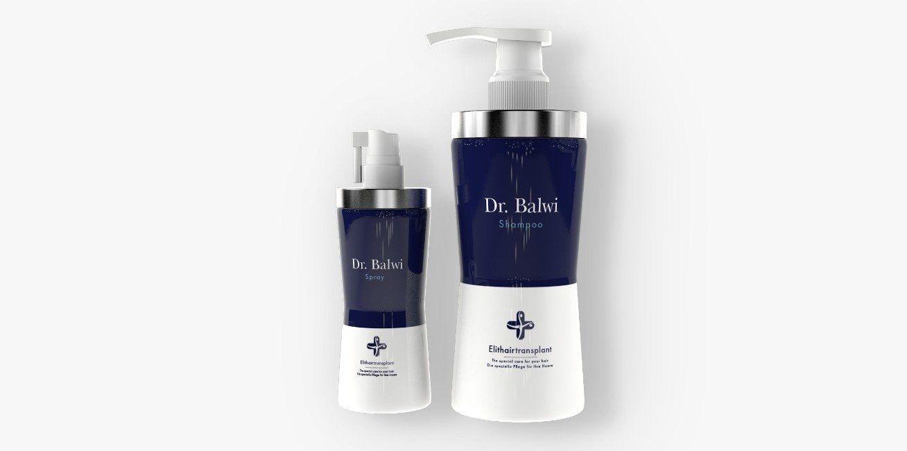 Shampoo & Spray