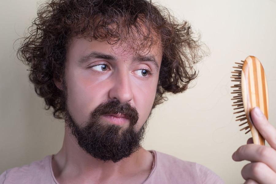 androgen bedingten Haarausfall