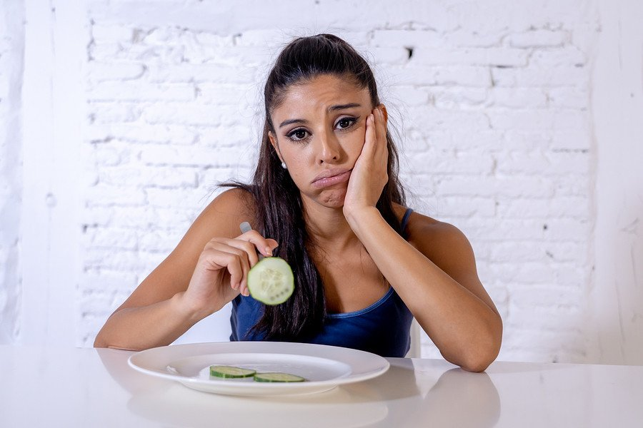 Haarausfall durch Bulimie