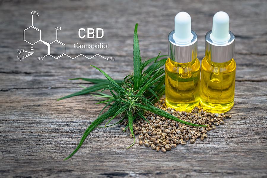 CBD-Öl gegen Haarausfall